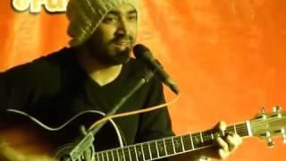 Black cover   Jon Kabir unplugged   Amar Prithibi Robi Soundcheck Cream & Fudge