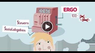 BAV Betriebliche Altersversorgung - Erklärfilm - ERGO Betriebsrente Garantie - Versicherungen Kiel