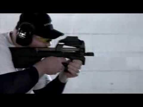 Shot s being fired Gun Range