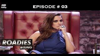 Roadies Rising - Episode 3 - Karan Kundra slaps a contestant