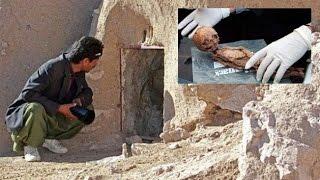 Mysterious dwarf village in Iran