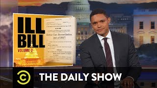 Even Republicans Hate the Republican Health Care Bill: The Daily Show