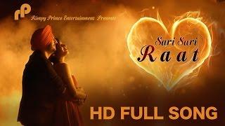 Sari Sari Raat    Inderjit Nikku    Official Audio    2015    Rimpy Prince