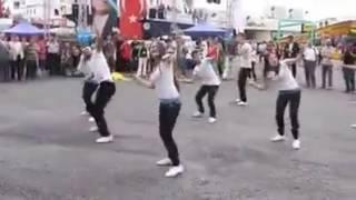 رقص روووووعه على فيصل علوي