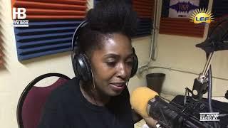 Rosalie Haïti gagante Digicel Stars 2009 te An Flanm  nan show GUY WEWE A sou VISA FM 88.1