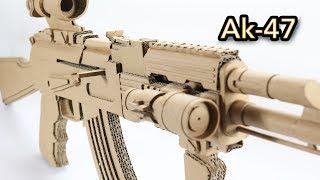 The Most Famous Gun | How To Make Cardboard Gun