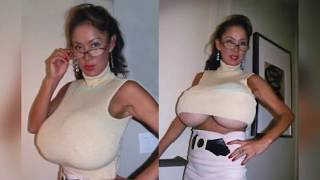 Extreme largest & Biggest Breasts Compilation