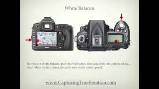 Nikon D90 Settings