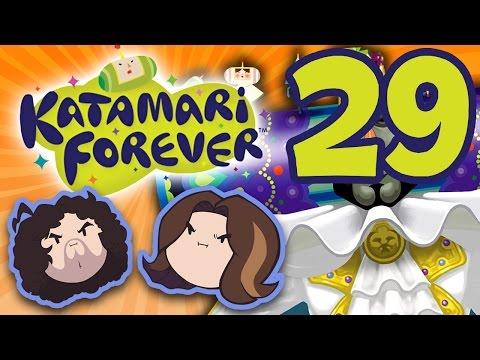 Katamari Forever: Big Hot Ball - PART 29 - Game Grumps