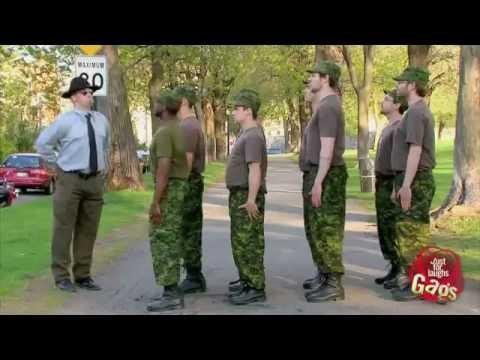 Comédia Exército Gaucho