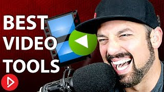 10 Best Software, Apps, & Equipment for Video Marketing 2019 - with Nick Nimmin