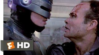 RoboCop (7/11) Movie CLIP - You Are Under Arrest (1987) HD
