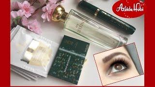 Parfum ,Mascara , Eyeshadow |  Oriflame | Azide Hobi