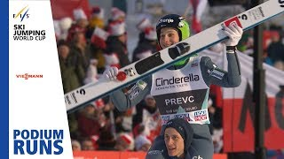 Domen Prevc | Men's Flying Hill | Vikersund | RAW Air | 1st place | FIS Ski Jumping