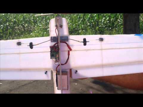 aeromodelo caseiro com eletrica de helicoptero para quem achava que nao dava certo.