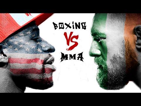 Floyd Mayweather vs Conor Mcgregor Promo Boxing vs MMA