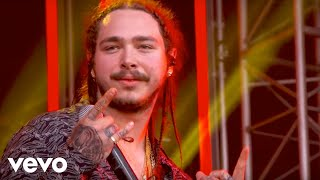 Post Malone - Too Young (Live From Jimmy Kimmel Live!)
