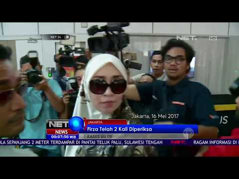 Firza Husein dan Rizieq Sihab Menjadi Tersangka Kasus Pornografi- NET 24