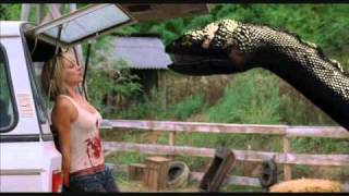 Anaconda 3 - Incredibly Bad CGI