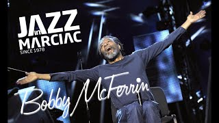 Bobby McFerrin & Yellowjackets @Jazz_in_Marciac : Vendredi 27 juillet 2012