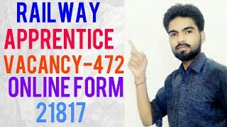 Railway Apprentice ICF Chennai Recruitment 2017 for Apprentice Trainee Jobs