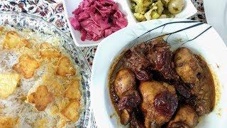 طرز تهیه مرغ ناردونی شمالی به سبک بانوی با سلیقه؛ روش متفاوت پخت مرغ