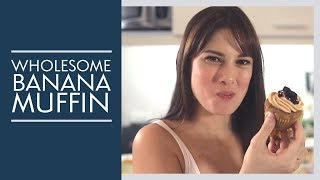 The Closet Housewife by Bianca King - Wholesome Banana Muffin