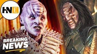 Klingon Appearance WILL Change Again in Star Trek Discovery Season 2