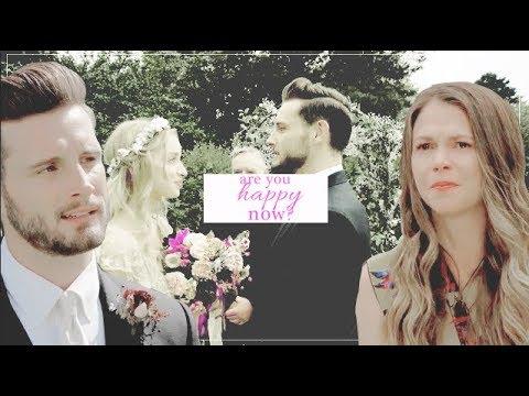 Josh & Liza • are you happy now? {4x12}