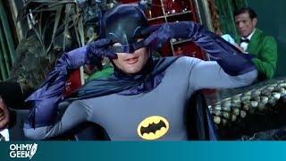 The Batusi (Batman bailando por Adam West)