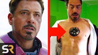 10 Secret Movie Moments That Actors Don