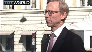 Munich Security Conference: Interview with Brian Hook, US Special Representative for Iran
