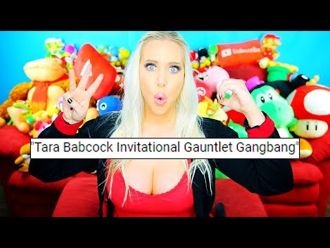 Xxx Mp4 30 DUDES Tara Babcock Invitational Gauntlet Gangbang 3gp Sex