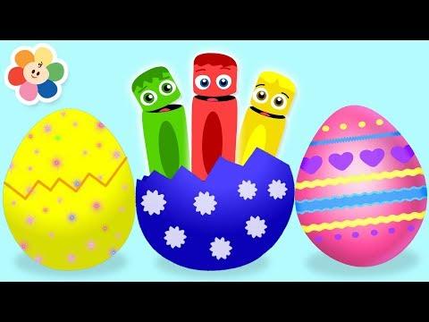 Xxx Mp4 Aprende Colores Y Números Con Huevos Y Sorpresas Para Niños BabyFirst Español 3gp Sex