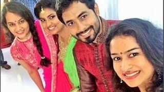 Actor Aari marries Sri Lankan-born Nadhiya | Wedding