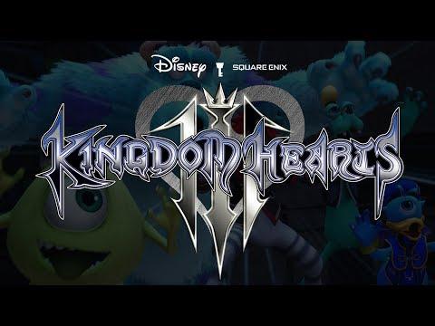 Kingdom Hearts 3 dunkview