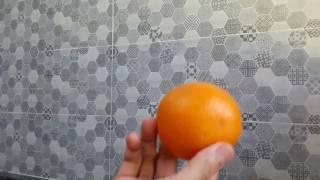 Peel Orange Hack