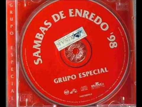 Carnaval Sambas De Enredo Grupo Especial RJ 1998 Álbum Completo