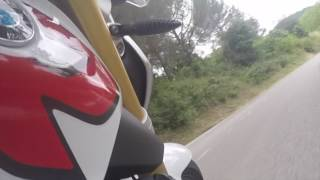 My first ride BMW R1200R LC