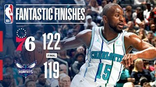 The Hornets and 76ers Engage in a Fantastic Finish | November 17, 2018