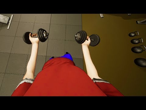 Xxx Mp4 Went To The Gym Once Got Ripped Gym Simulator 3gp Sex