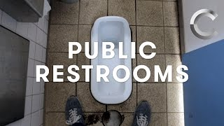 Public Restrooms | Around the World - Ep 2 | Cut