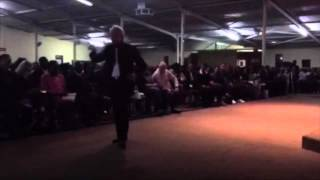 BENNY HINN LIMPOPO - WORSHIP IS MORE IMPORTANT THAN SERVICE! POWERFUL SERMON!