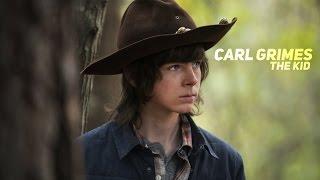 Carl Grimes || The Kid