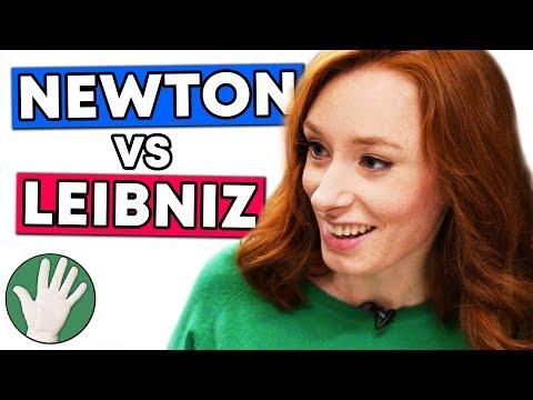 Newton vs Leibniz feat. Hannah Fry Objectivity 190