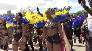 Bajan Fuh Eva mas @ Miami Carnival 2016
