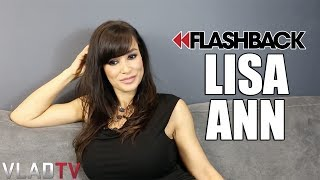 Flashback: Lisa Ann Says People Always Ask If My Big Butt Is Fake and It's Not!