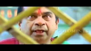 Best Comedy Scene by Brahmanandam & Ravi Teja from Jeene Nahi Doonga   Hindi Dubbed