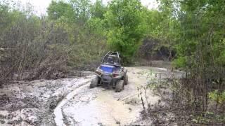 Polaris ace in nasty mud