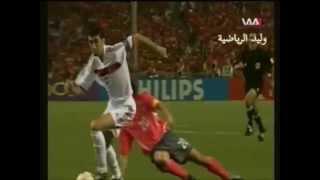 أهداف مباراة تركيا 2/3 كوريا ج مونديال 2002 م